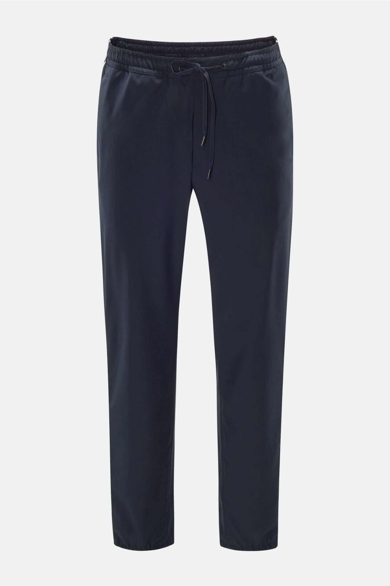 Merino Joggpants dark navy