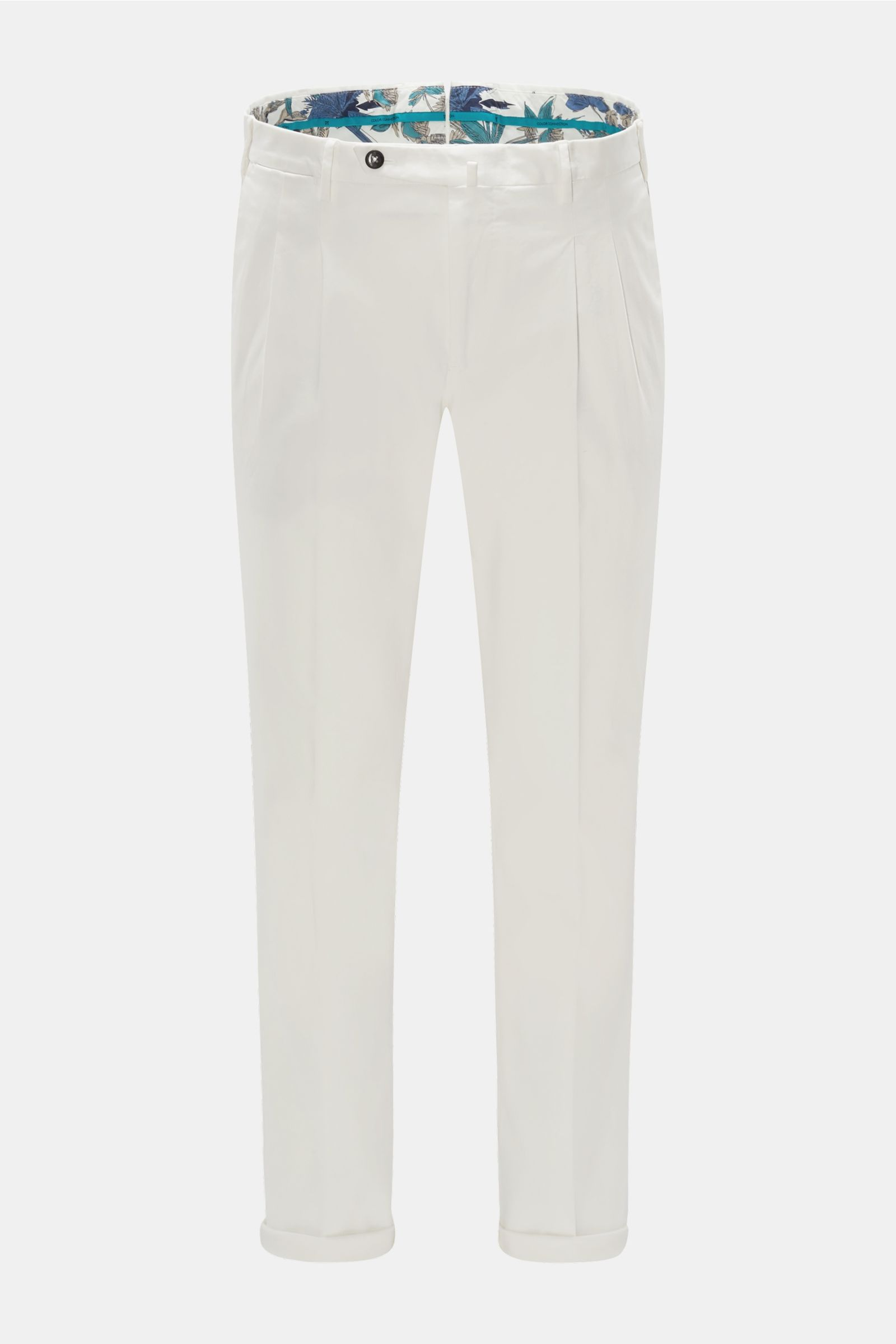 Chino 'Preppy Fit' offwhite