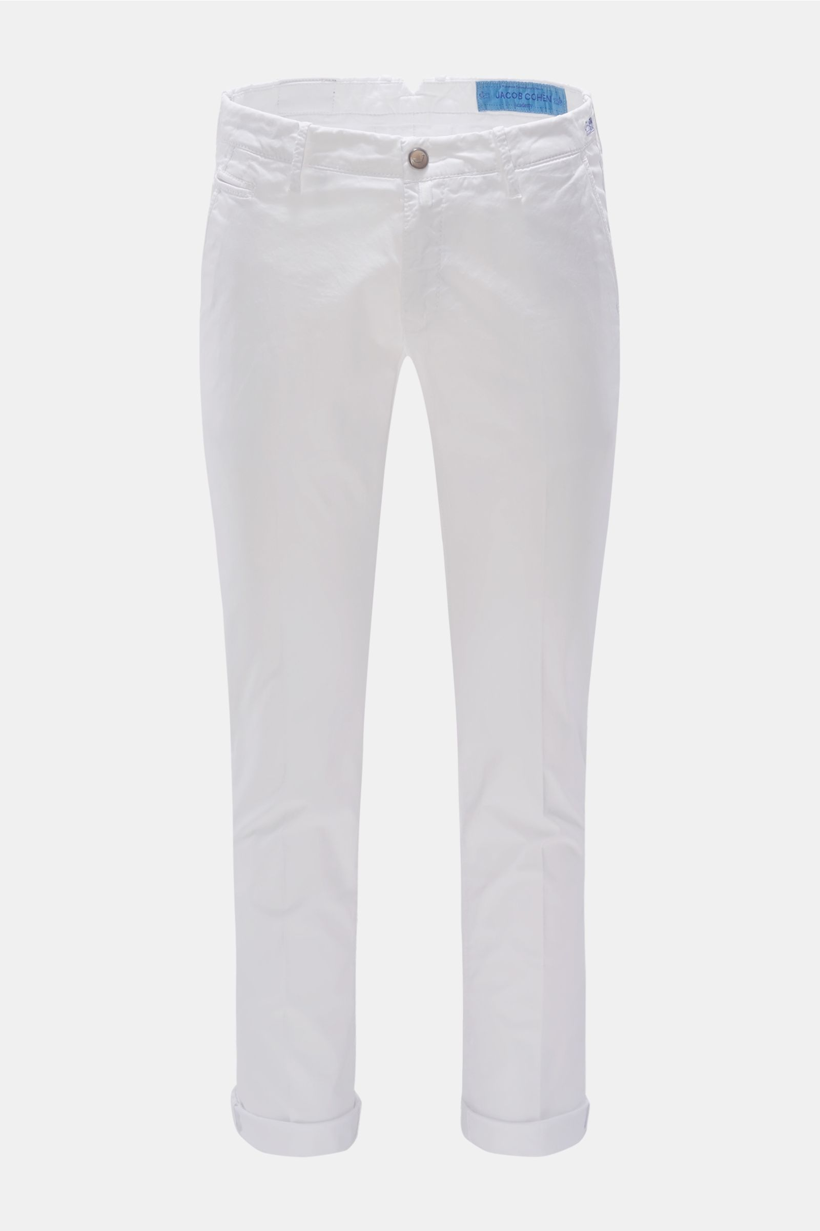 Chino 'B Comfort Slim Fit' weiß
