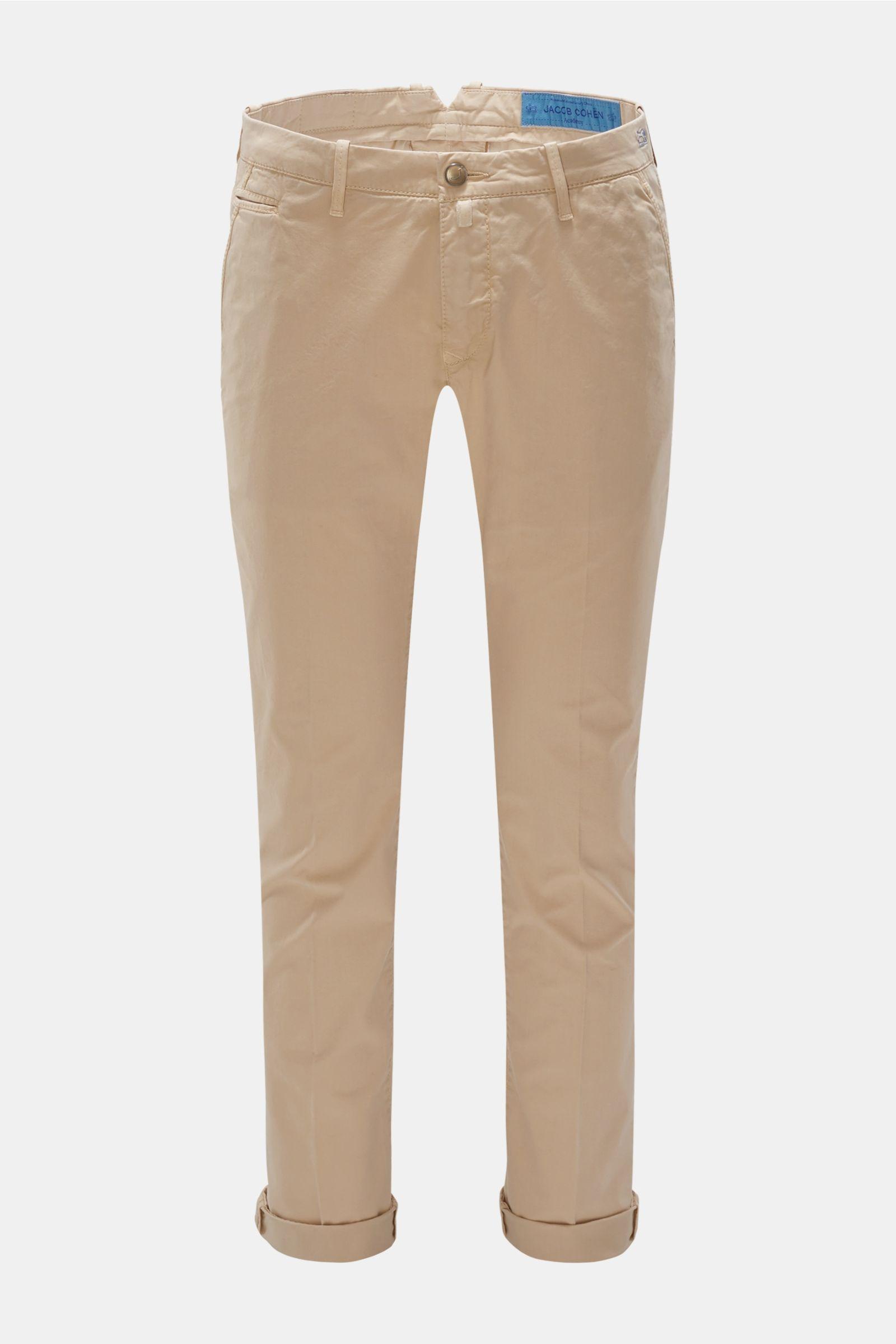 Chino 'B Comfort Slim Fit' beige