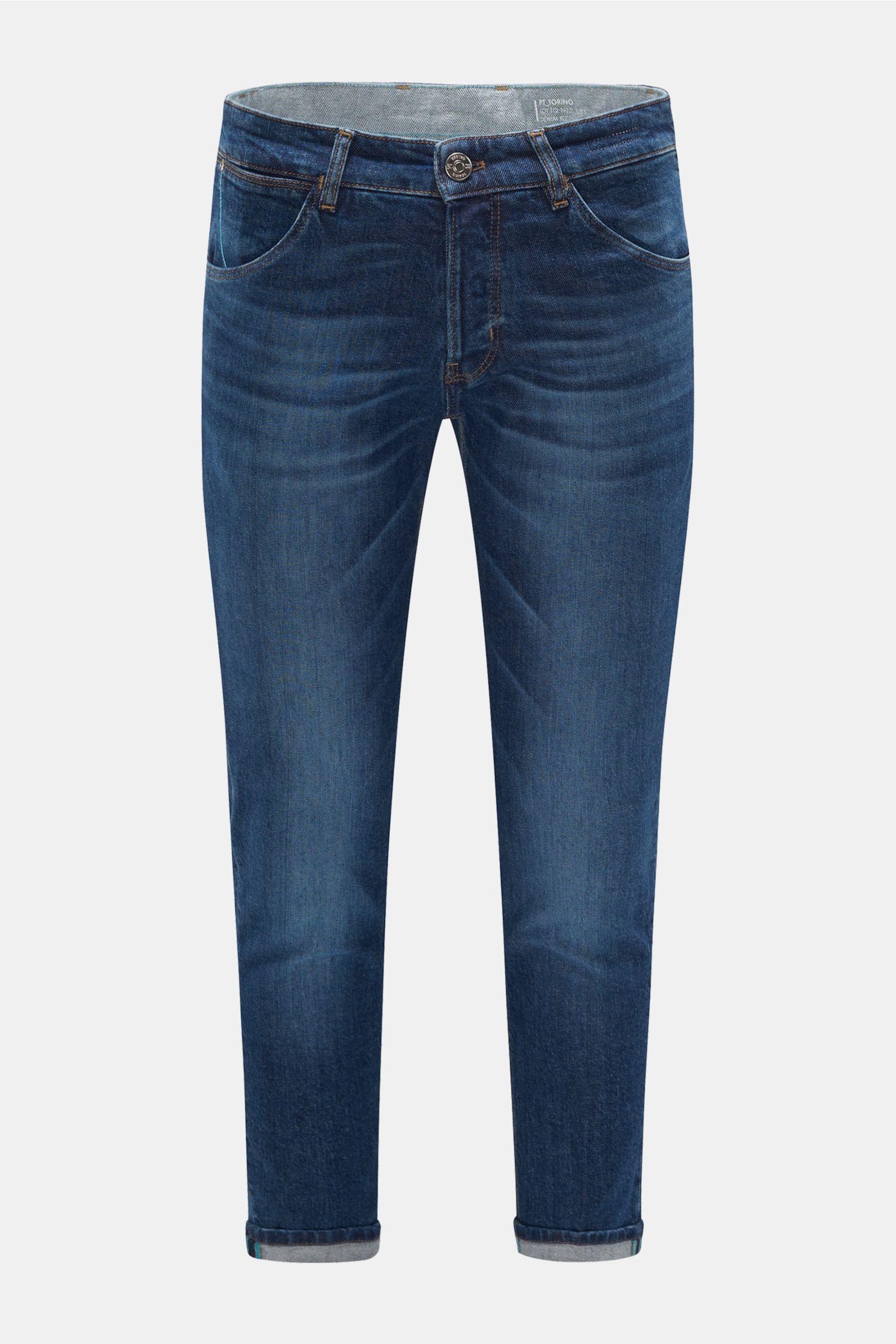 Jeans 'Reggae' blau