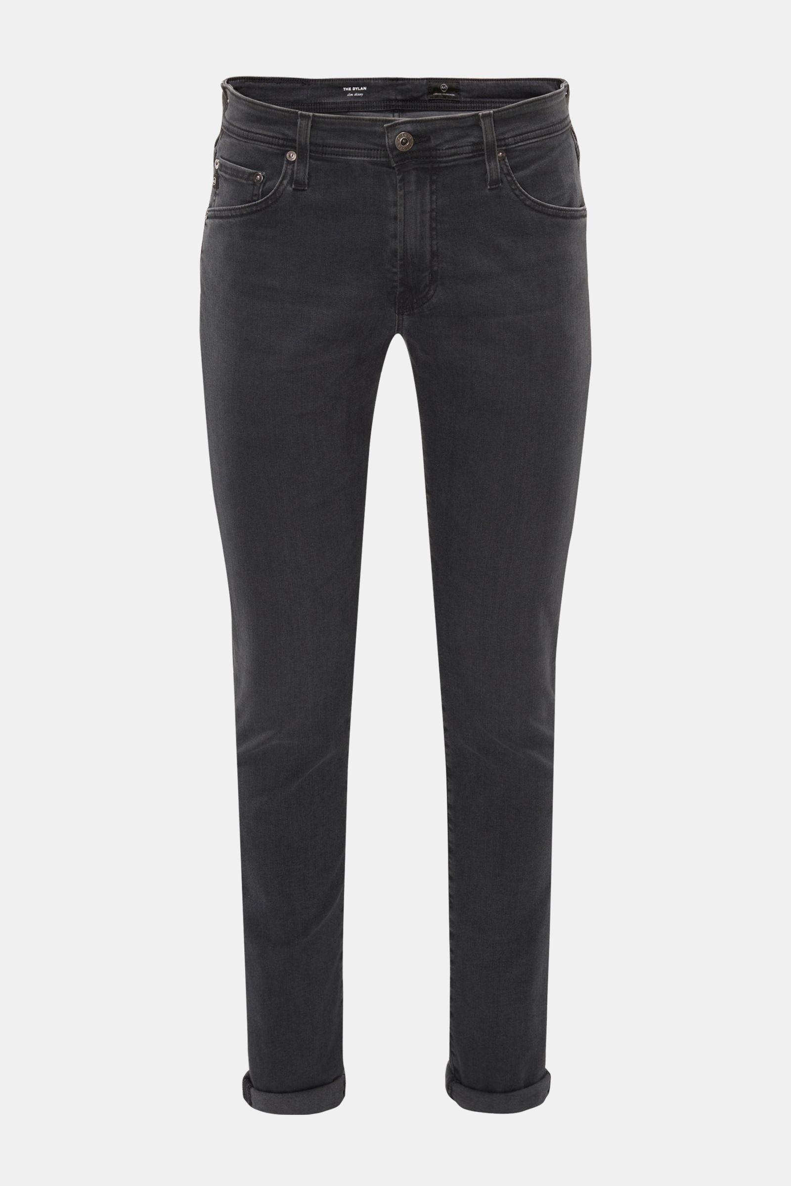 Jeans 'Dylan Slim Skinny' anthrazit