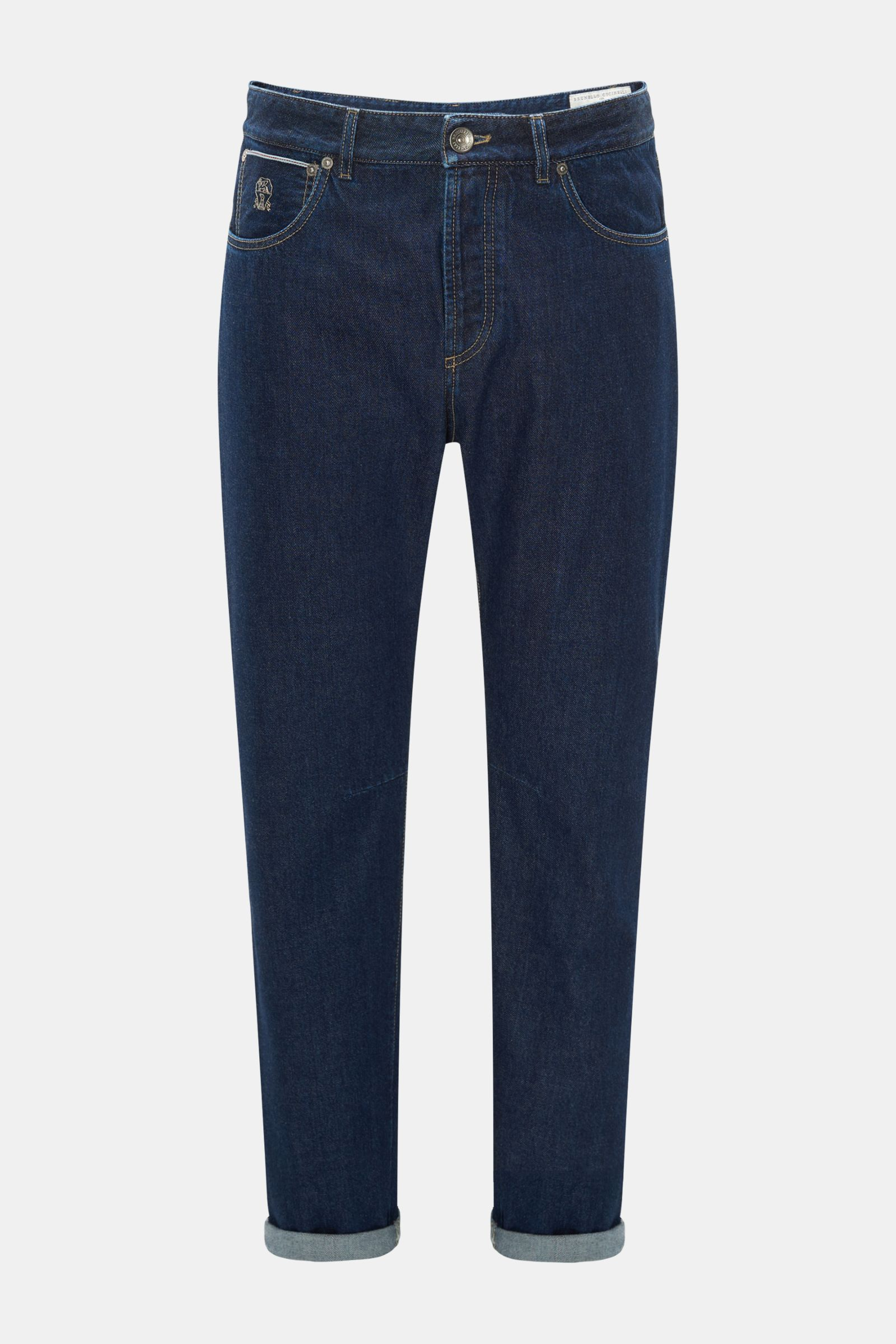 Jeans 'Leisure Fit' navy