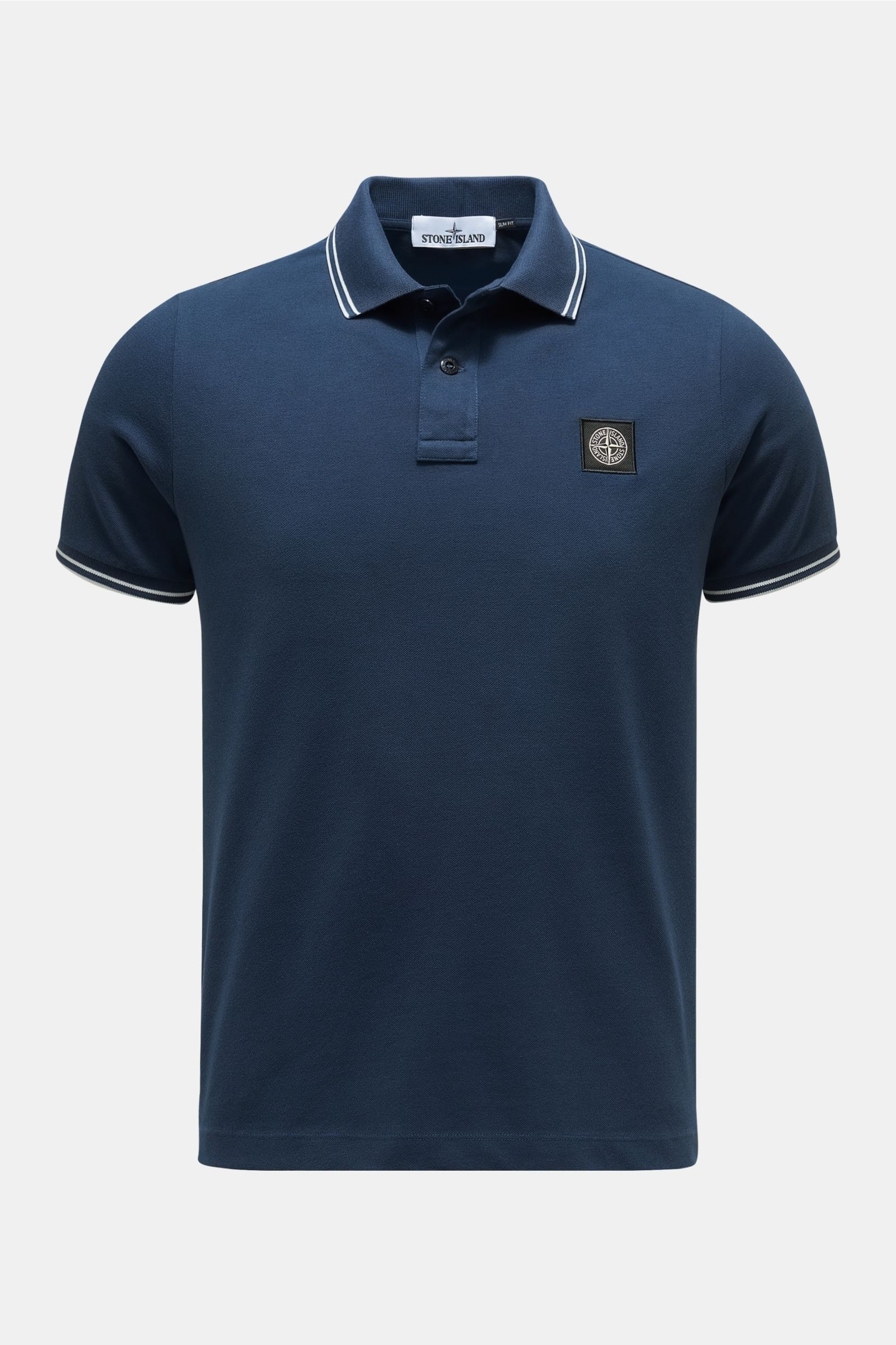 Polo shirt dark blue