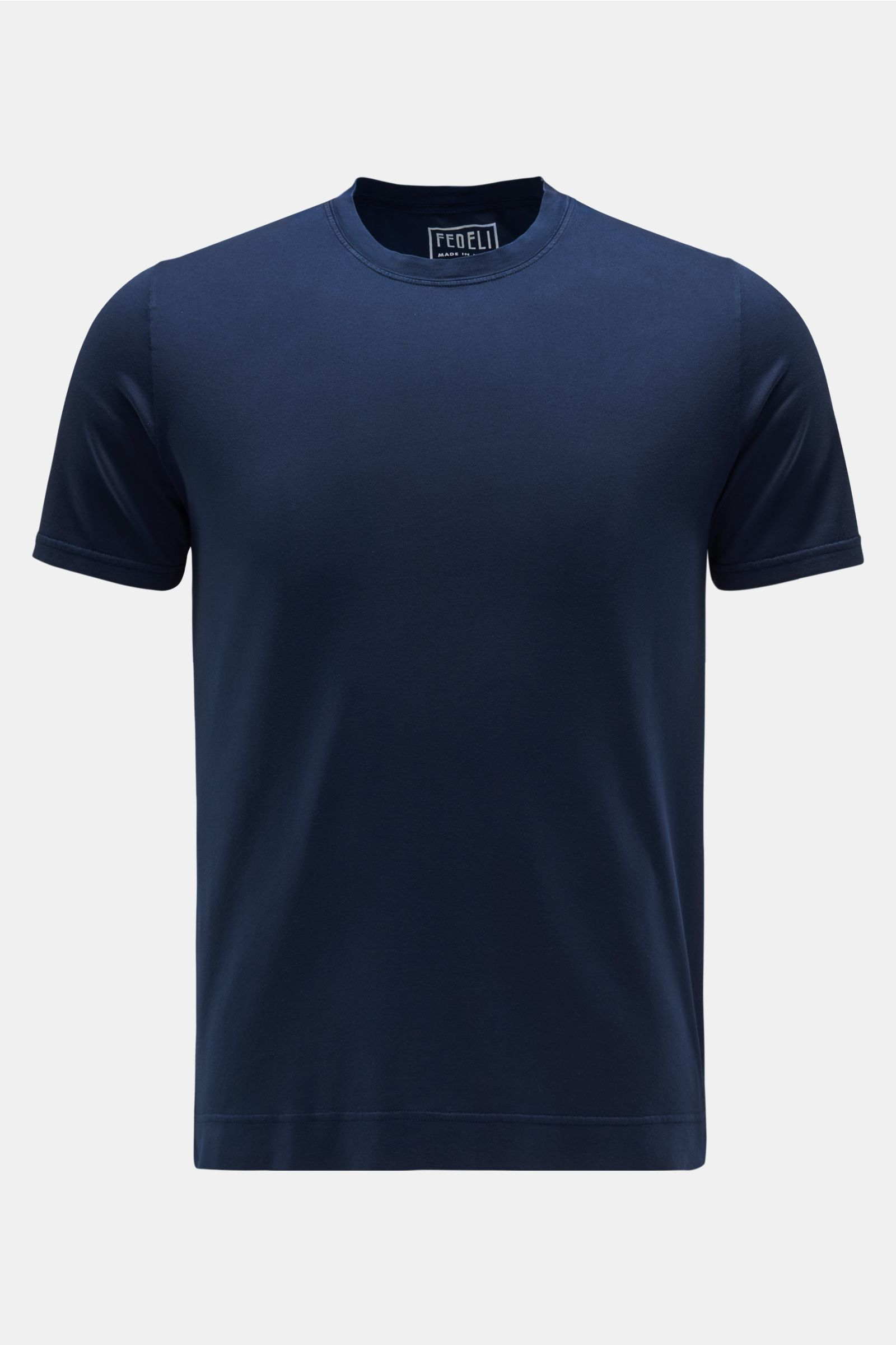 R-Neck T-Shirt 'Extreme' navy