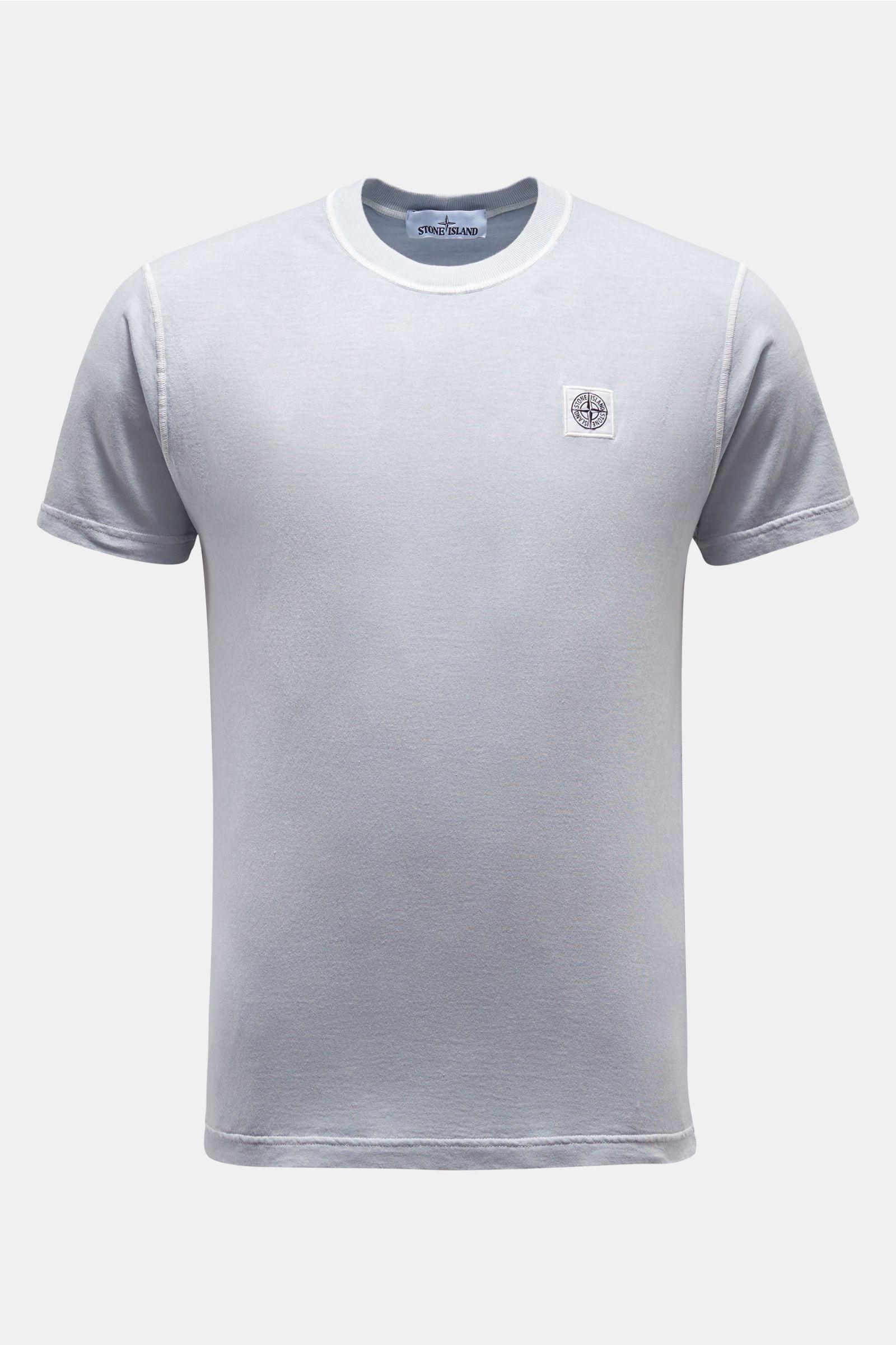 Crew neck T-shirt light grey