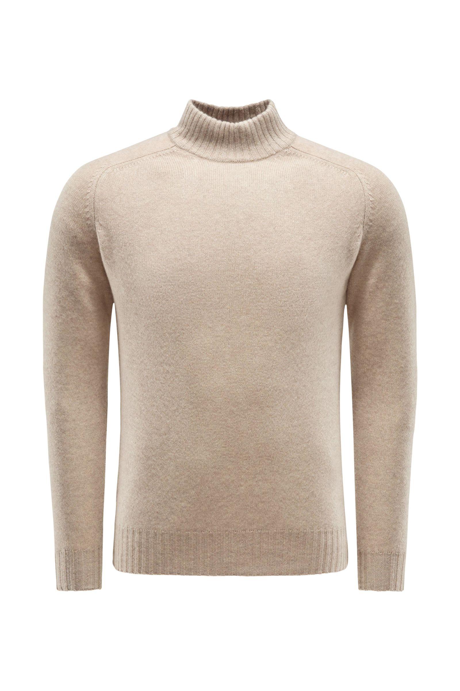 Cashmere Pullover beige