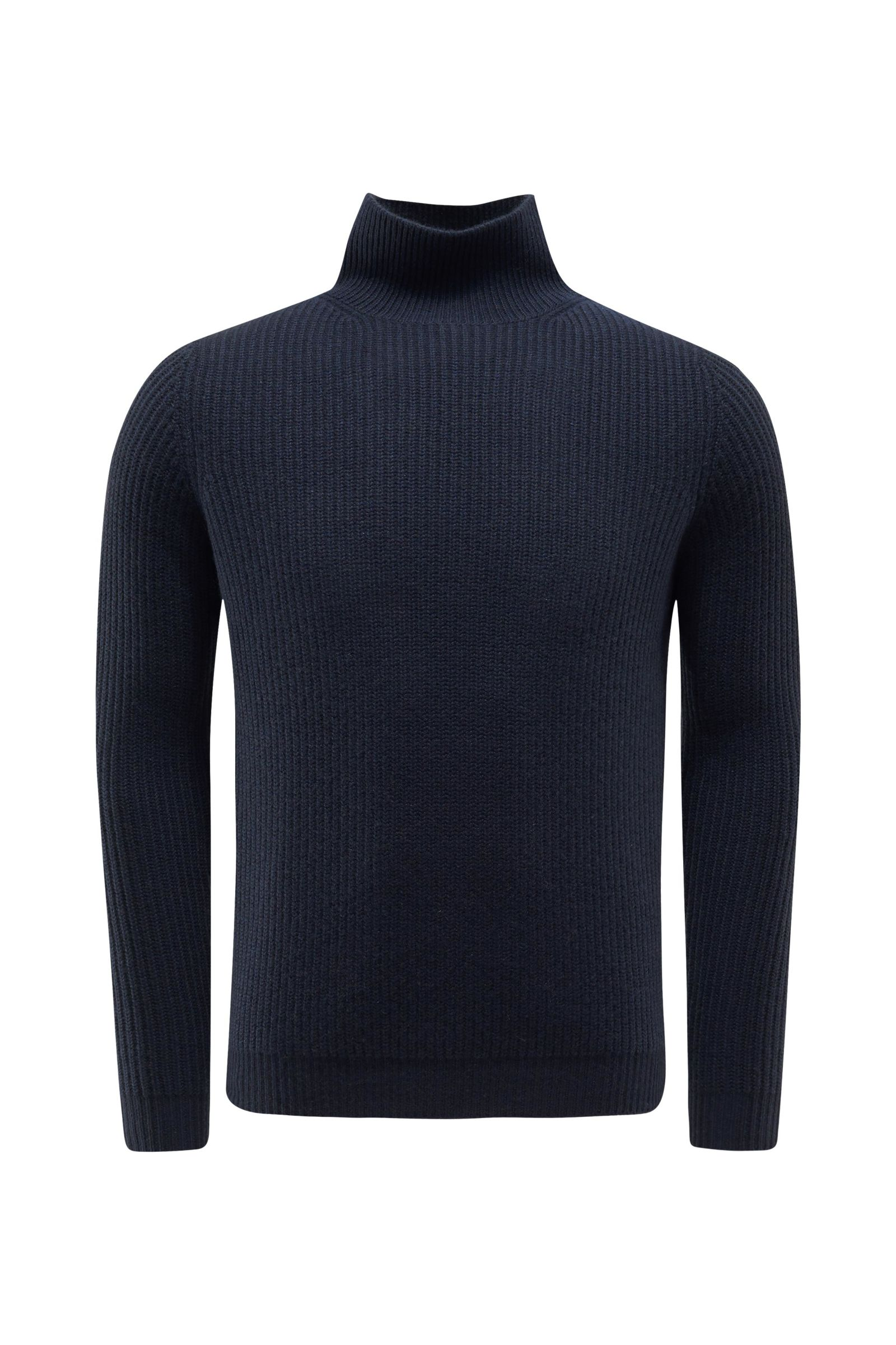 Cashmere jumper dark navy