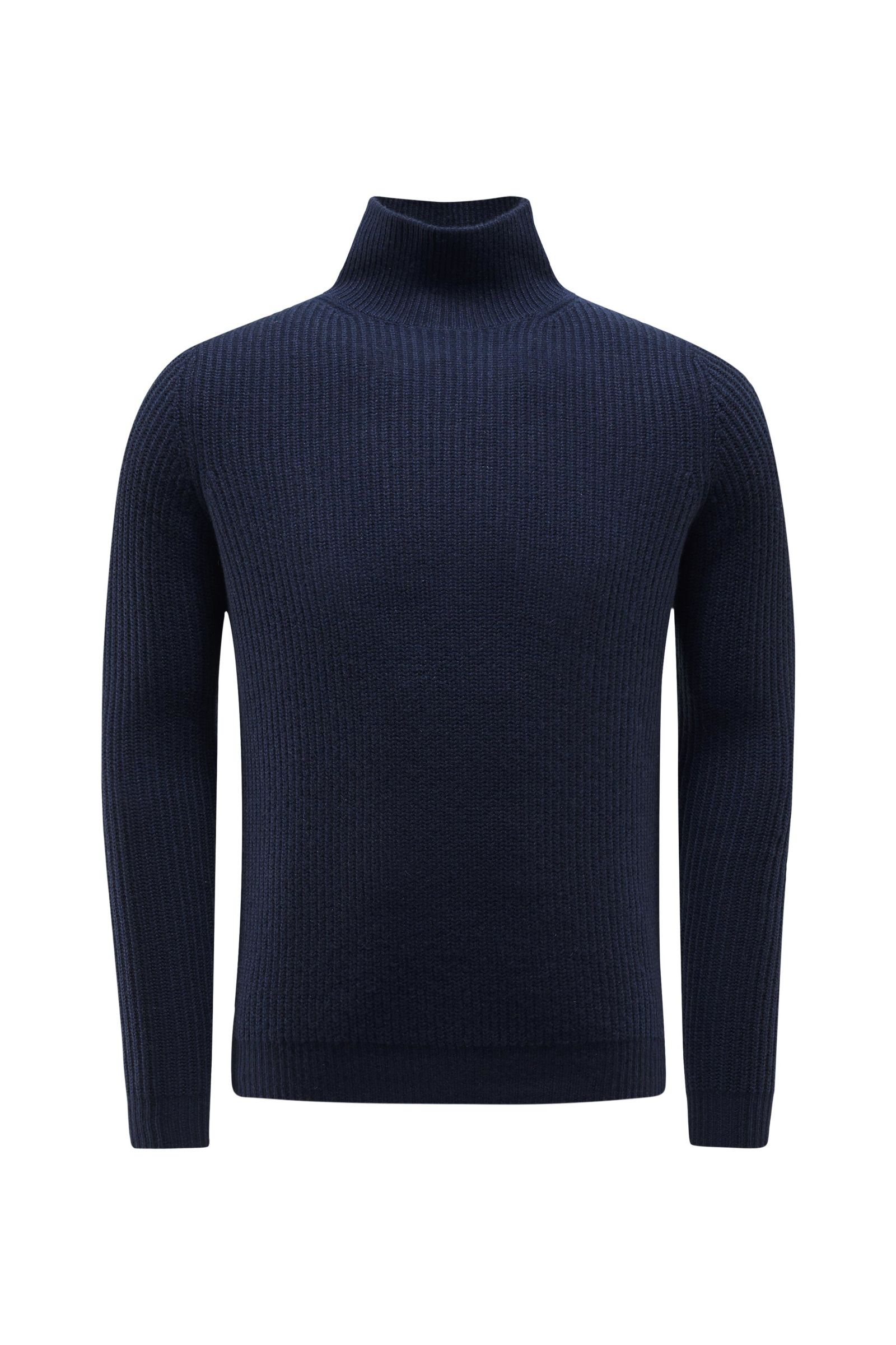 Cashmere Pullover dunkelblau