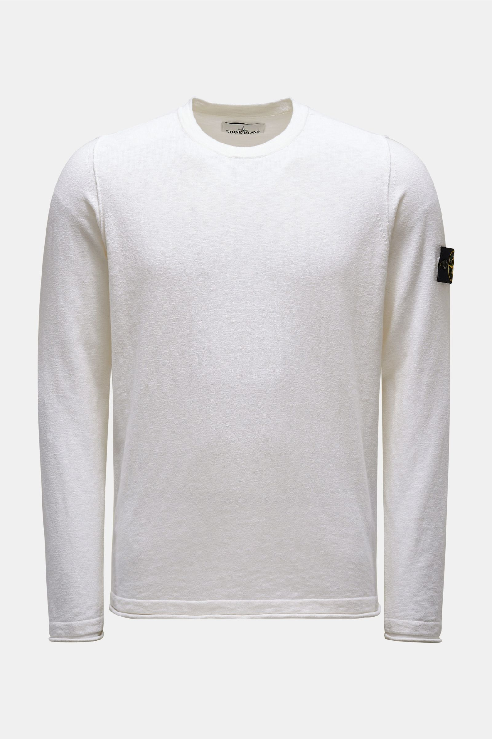 R-Neck Pullover offwhite