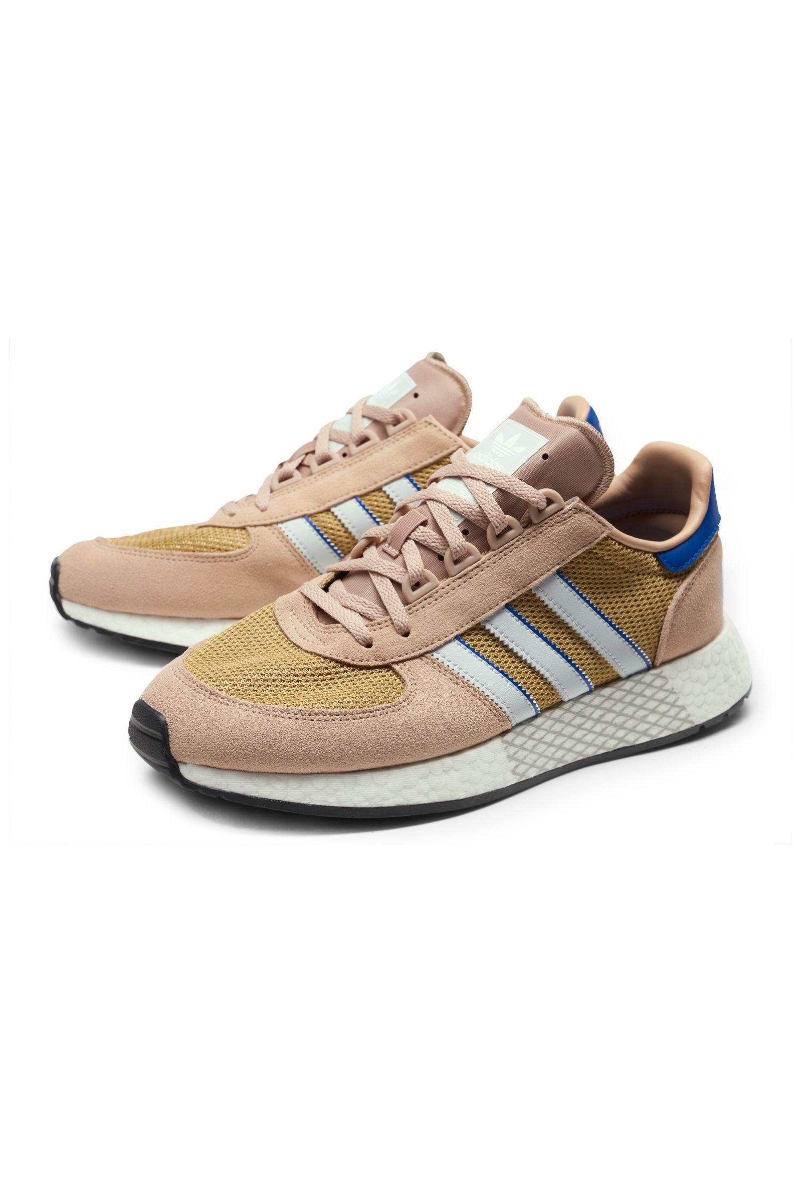 Sneaker 'Marathon Tech' hellbraun