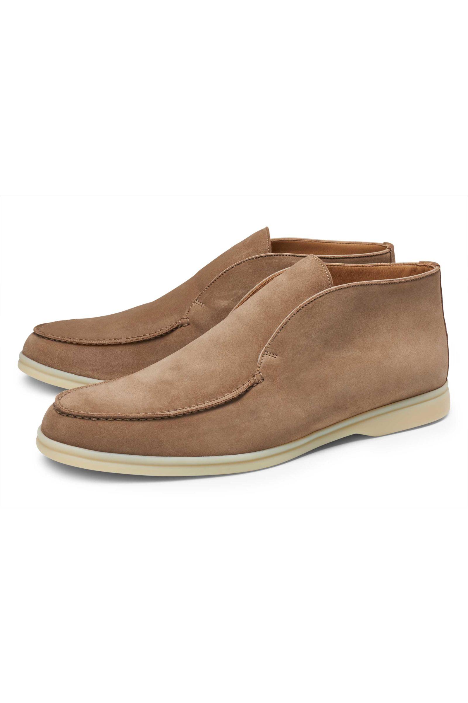 Loafers 'Open Walk' light brown