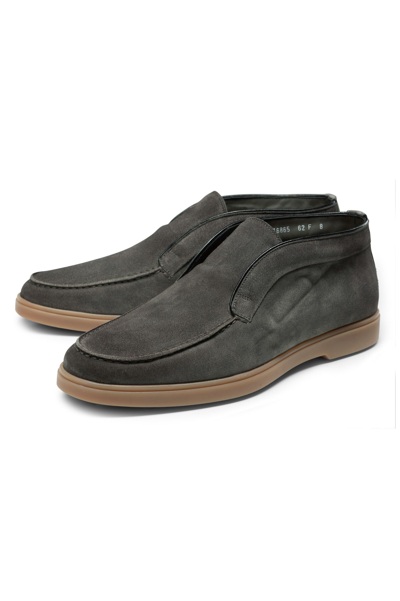 Loafer dunkelgrau
