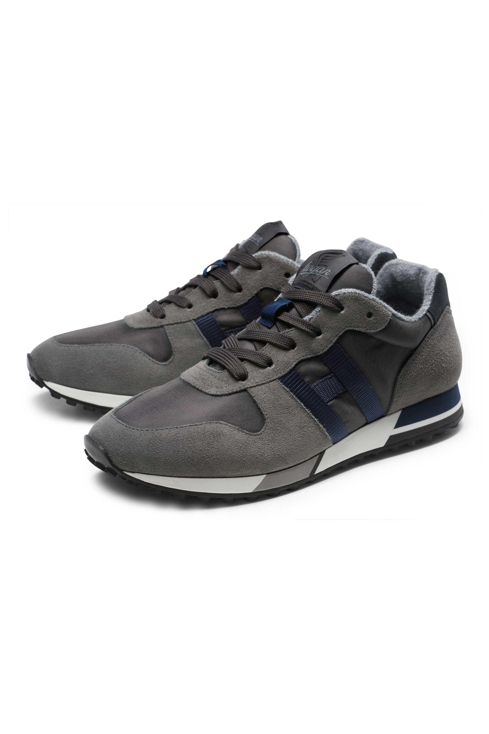 HOGAN sneakers 'H383' grey/navy   BRAUN Hamburg