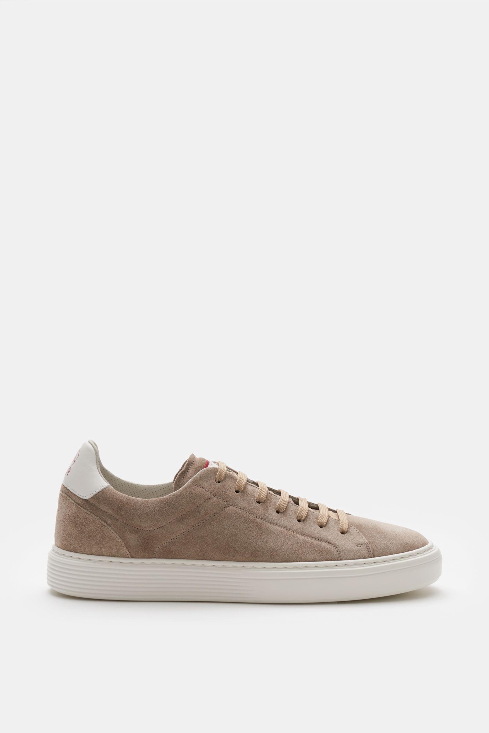 Sneaker graubraun