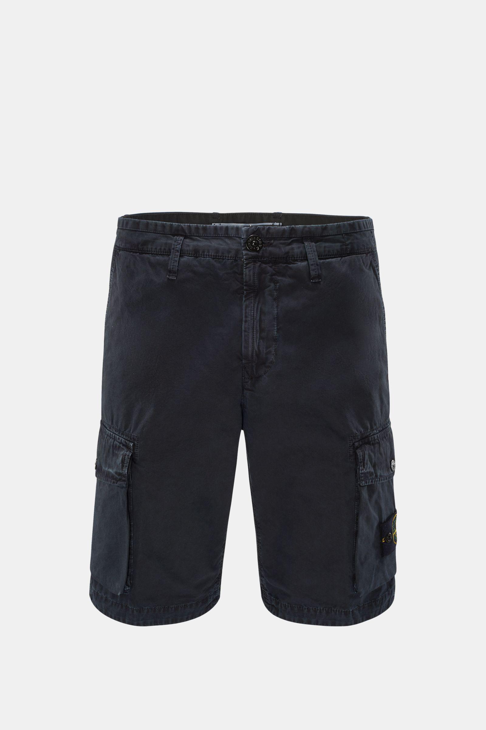 Cargo-Shorts dark navy