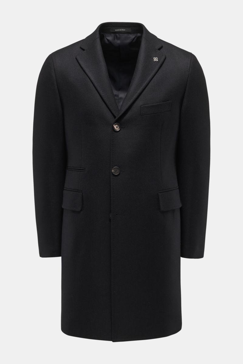 Mantel schwarz/dark navy