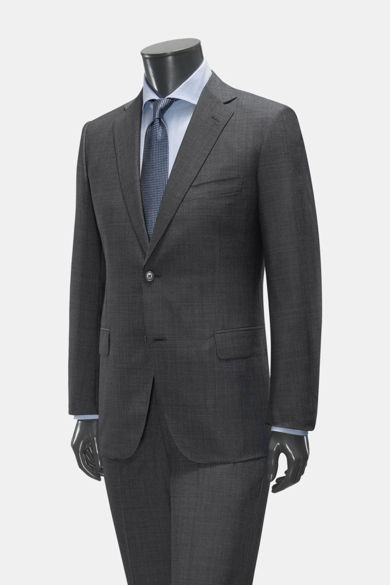 Anzug dunkelgrau