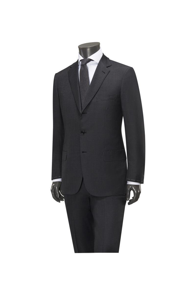 Anzug uni/gemustert