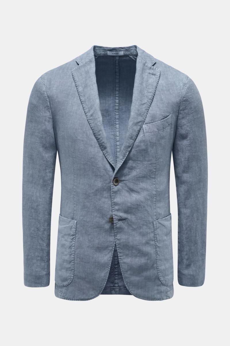 Leinensakko 'K. Jacket' rauchblau