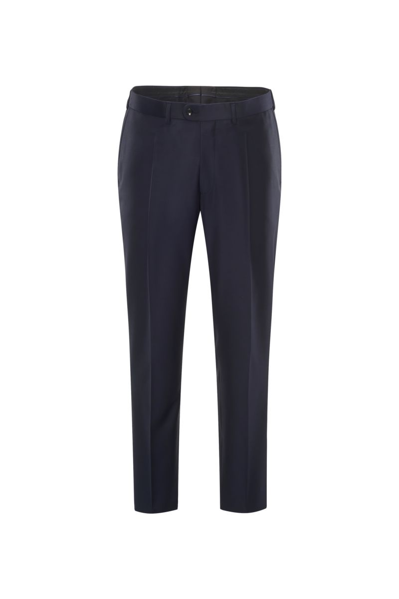 Wollhose 'Jim' navy