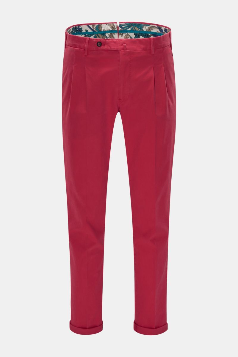 Chino 'Preppy Fit' rot