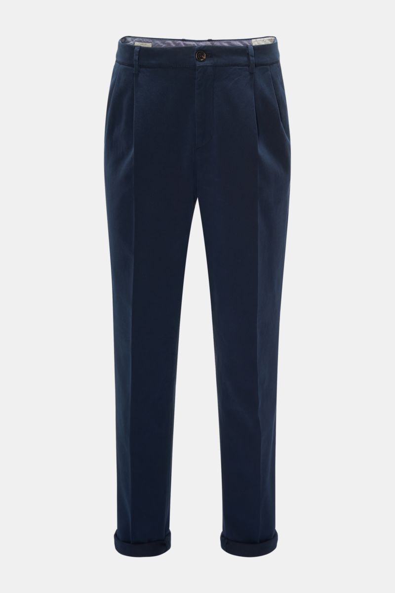 Chino 'Easy Fit' navy