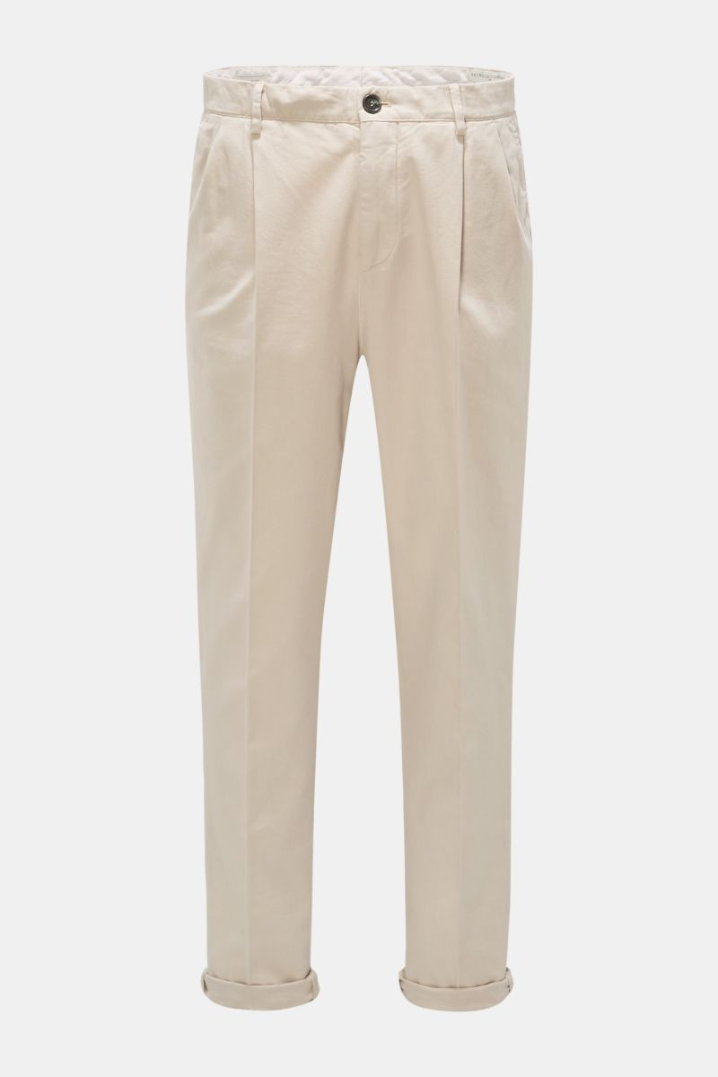 Chino 'Easy Fit' beige