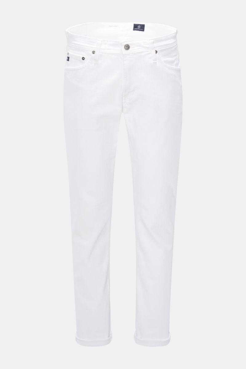 Jeans 'Everett Slim Straight' weiß