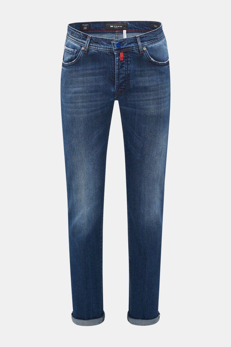 Jeans 'Slim' graublau