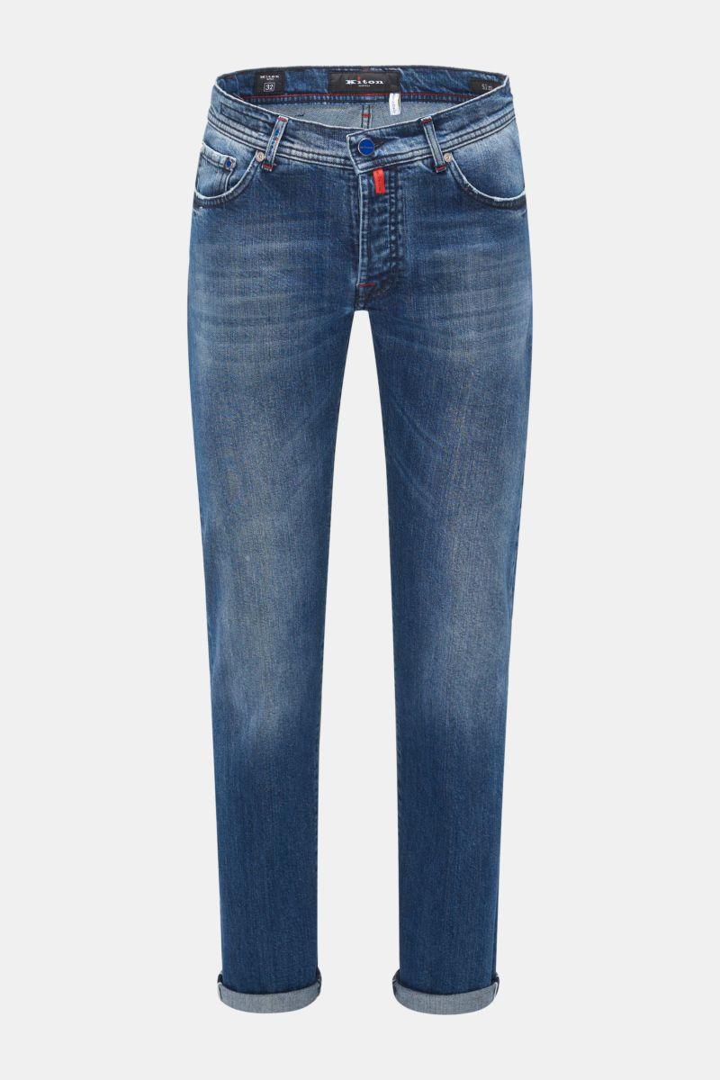 Jeans 'Slim' smoky blue