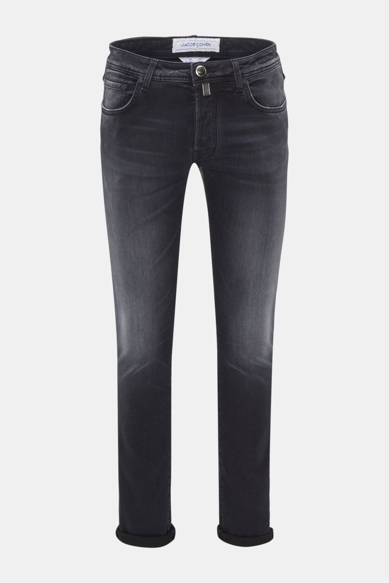 Jeans 'J688 Comfort Slim Fit' anthrazit