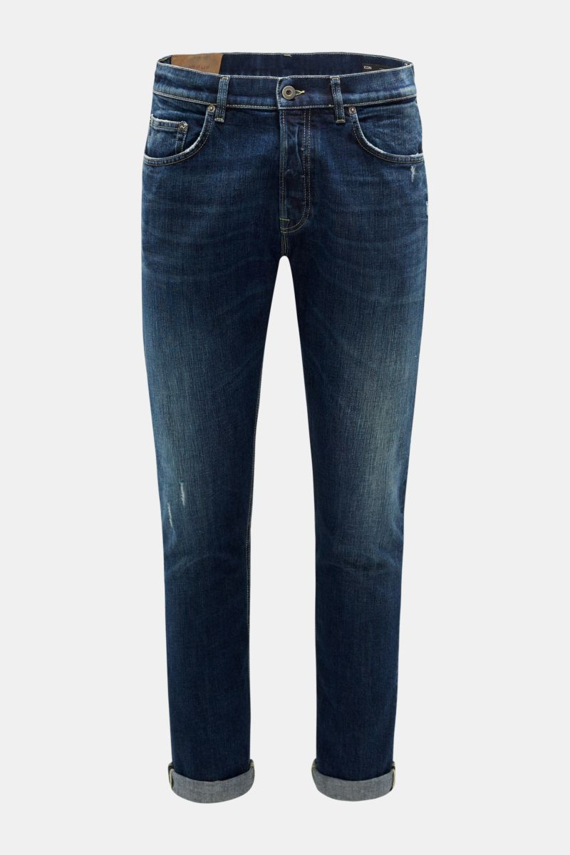 Jeans 'Icon Regular Fit' navy