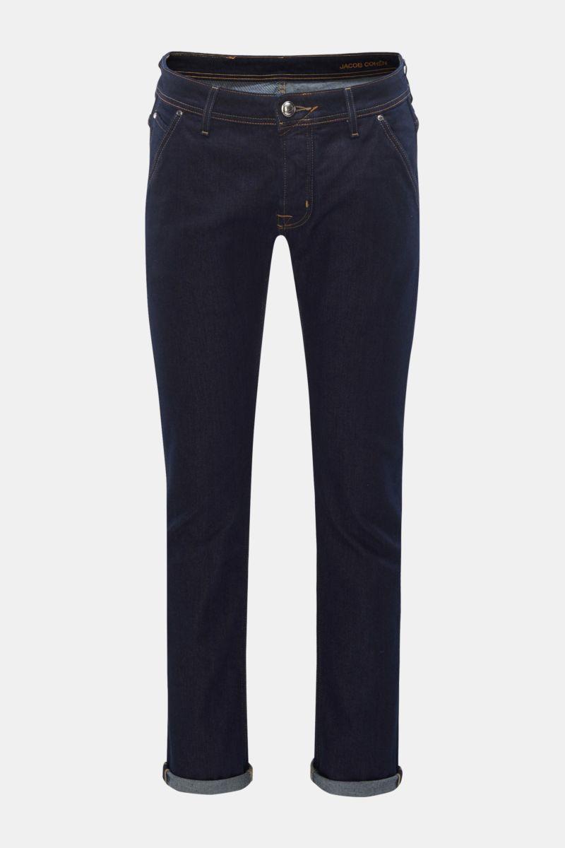 Jeans 'J613 Comfort Slim Fit' navy