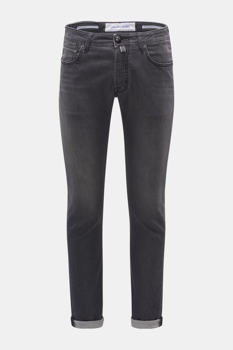 Jeans 'J688 Comfort Slim Fit' dunkelgrau