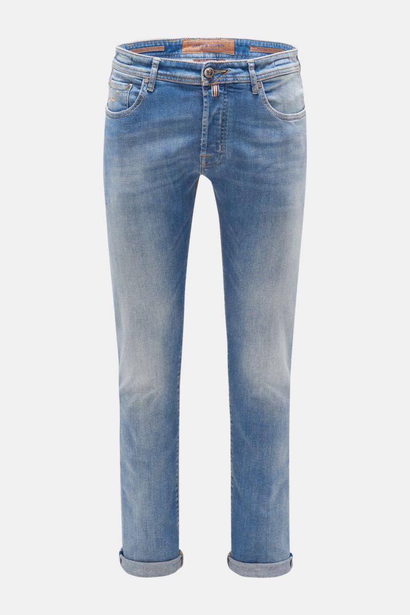 Jeans 'J688 Limited Comfort Slim Fit' hellblau