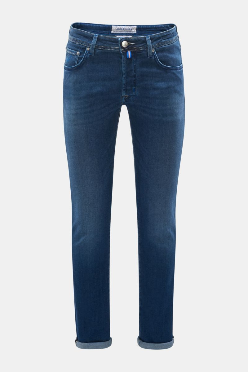 Jeans 'J688 Comfort Slim Fit' navy