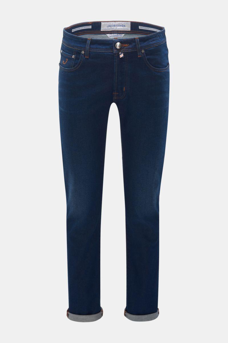 Jeans 'J688 Comfort Extra Slim Fit' navy