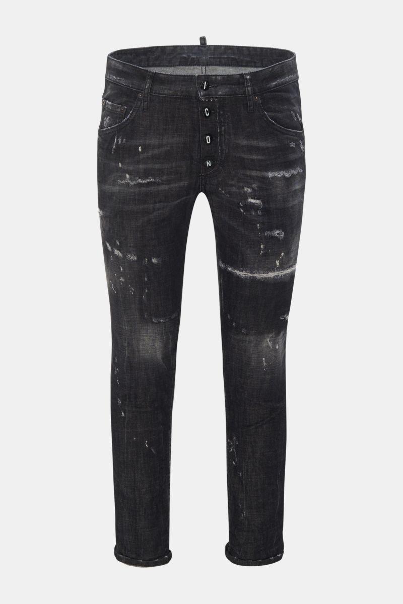 Jeans 'Skater Jeans' anthrazit