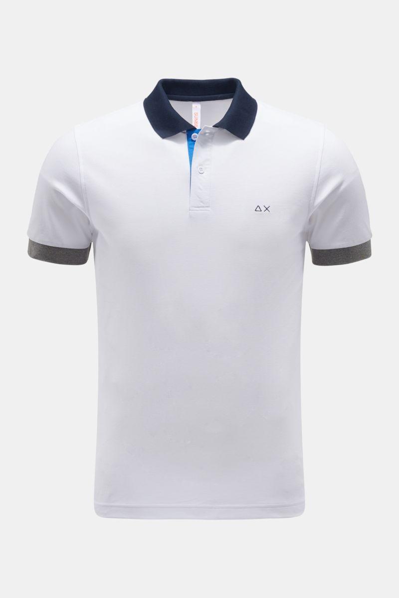Poloshirt weiß