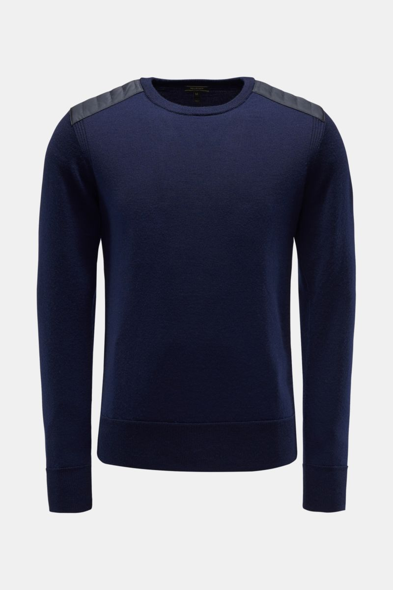 R-Neck Pullover 'Kerrigan' navy