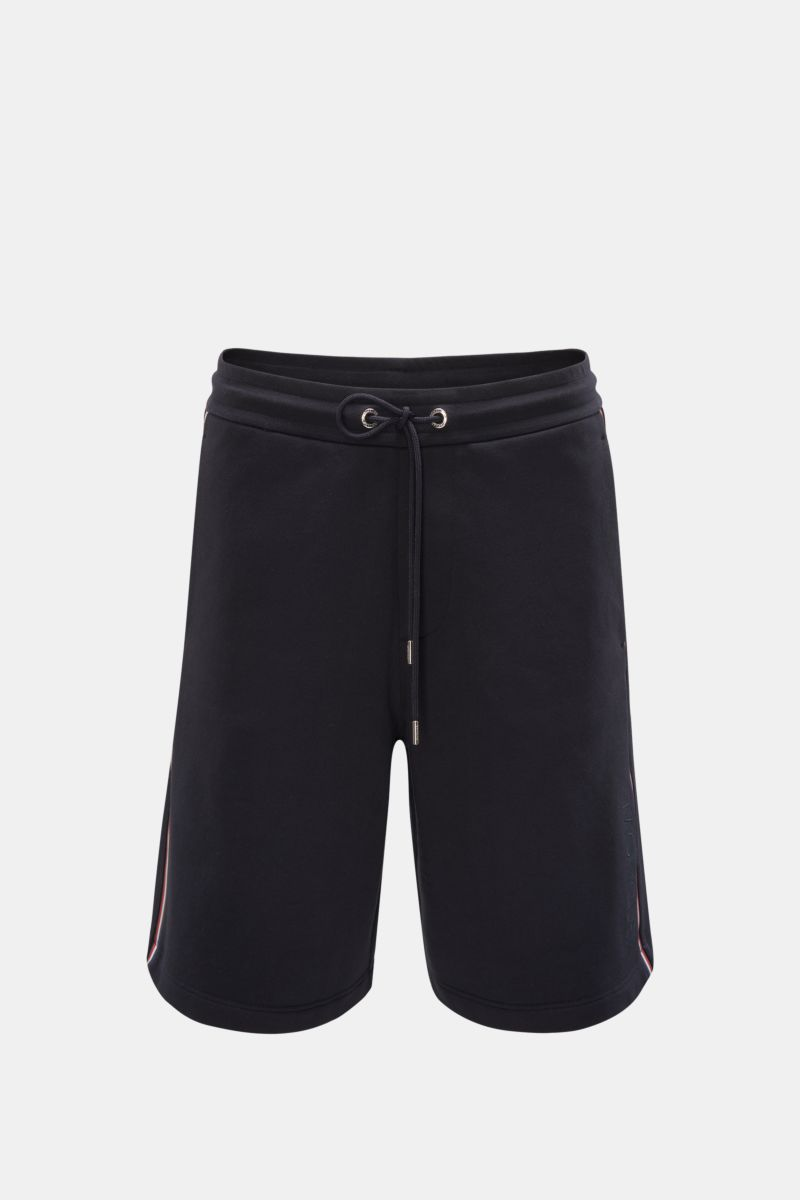 Sweat-Bermudas navy