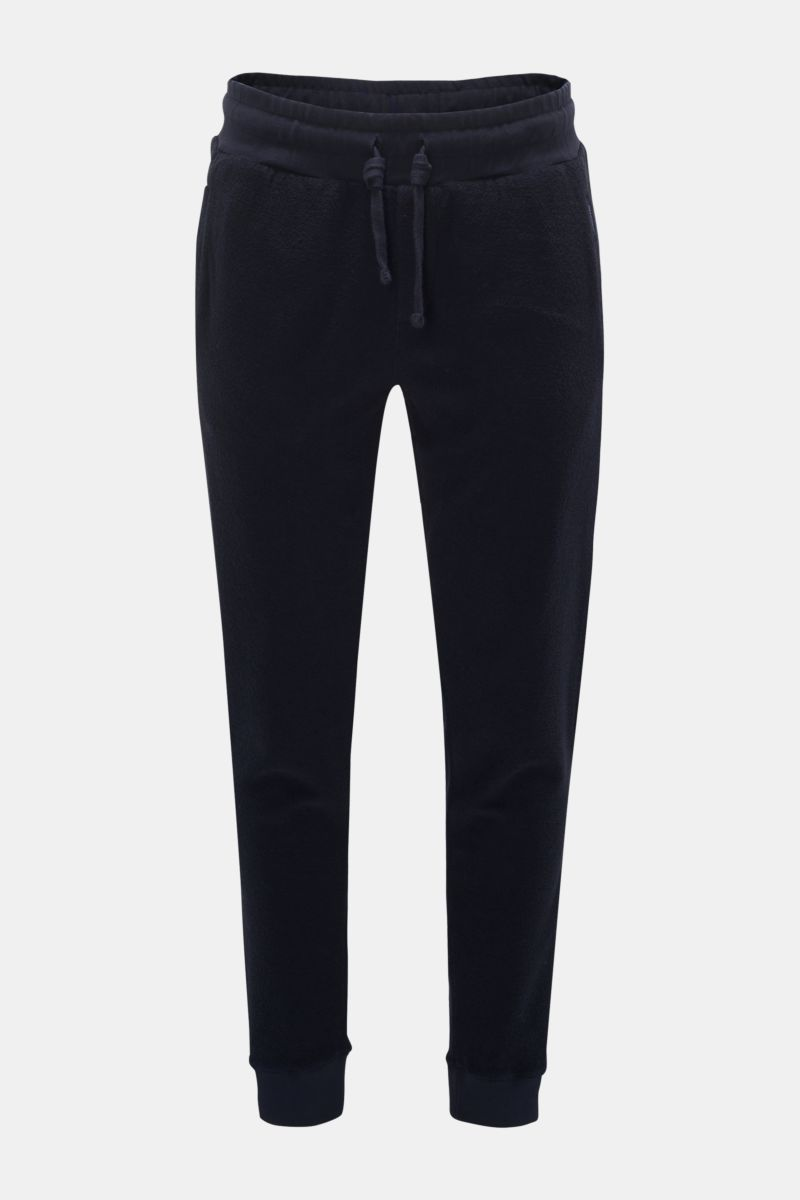 Frottee-Sweathose 'Terry Pant' navy