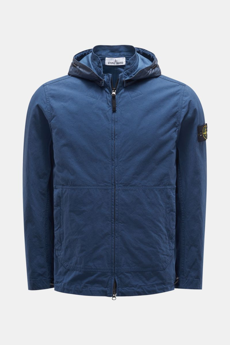 Jacke 'Cotton/Cordura' navy