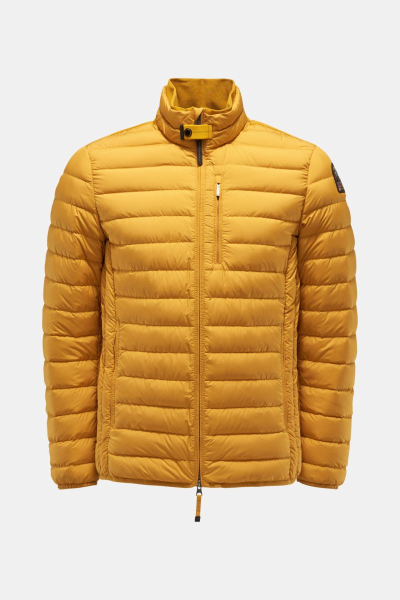 Down jacket 'Ugo' yellow