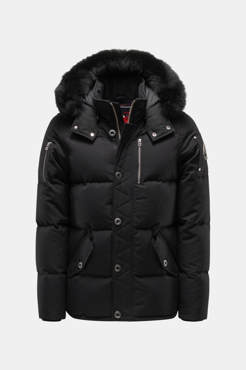 Daunenjacke '3Q Jacket' schwarz