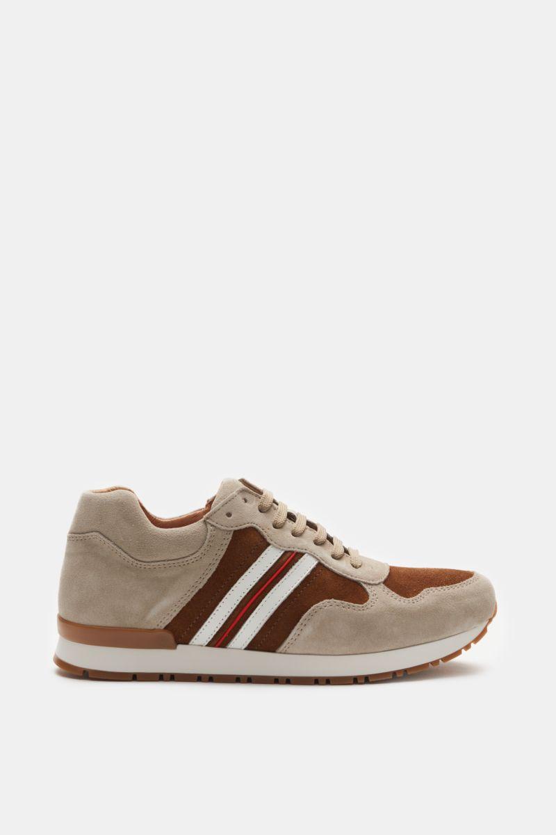 Sneaker beige/braun