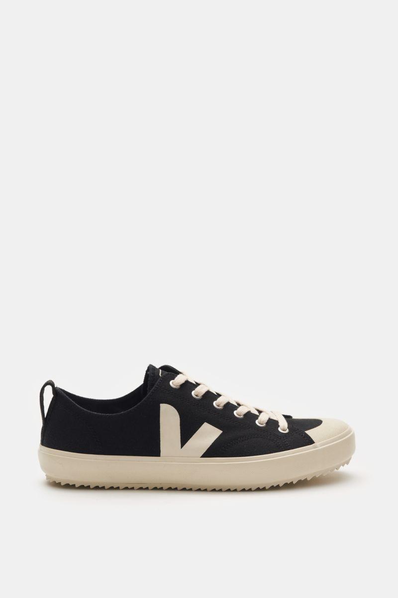 Sneaker 'Nova Canvas Pierre' schwarz/creme