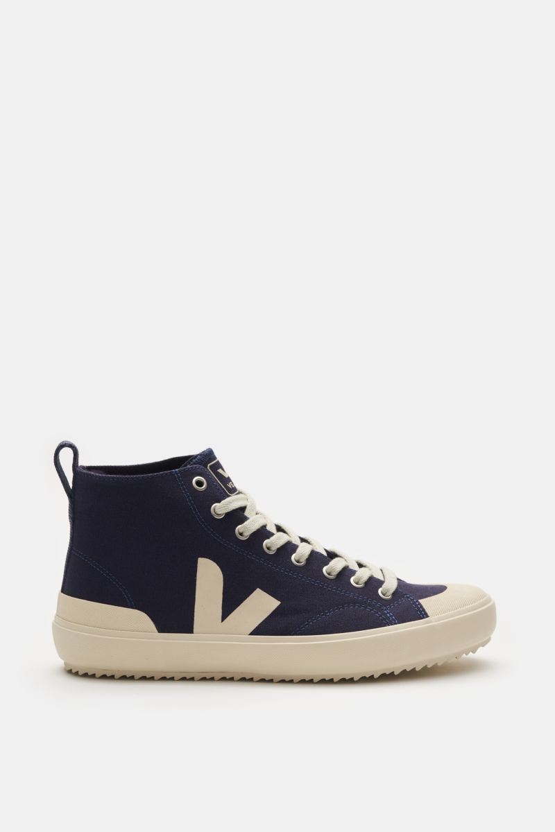 High Top Sneaker 'Nova HT Canvas Pierre' navy/creme