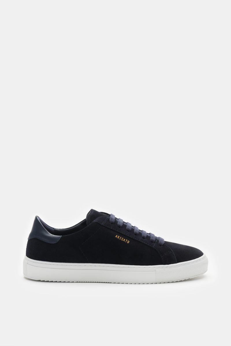 Sneaker 'Clean 90 Suede' navy